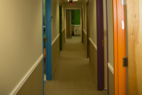 Eastside-Peds-Hallway