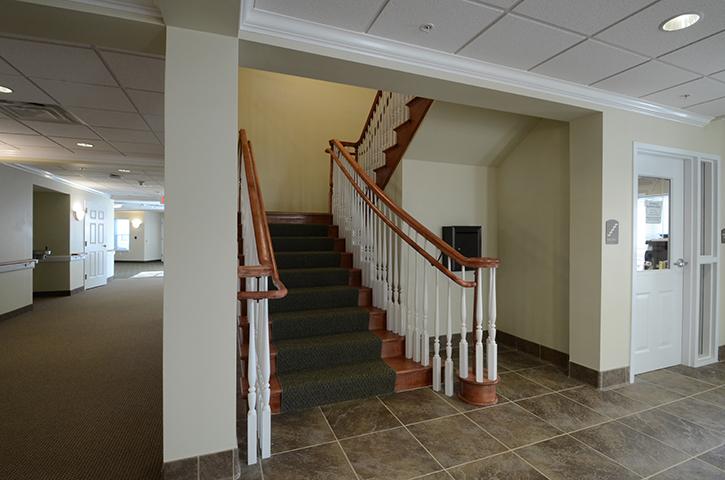 Episcopal-Stairway