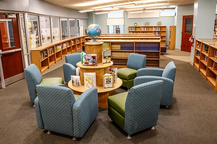 School-12-Library