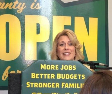 Monroe County - Jobs On Main Ribbon Cutting Ceremony_Christine