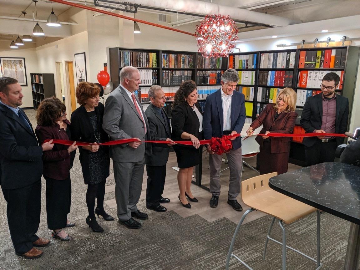 Vargas Associates Celebrates Renovation!